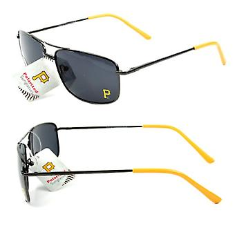 Pittsburgh Pirates MLB polarizada Metal Frame gafas de sol