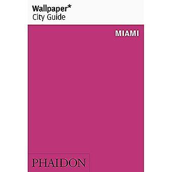 Wallpaper * City Guide Miami (behang)