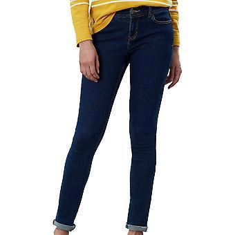 Joules damskie Monroe ulepszone dopasowanie Stretchy skinny jeans