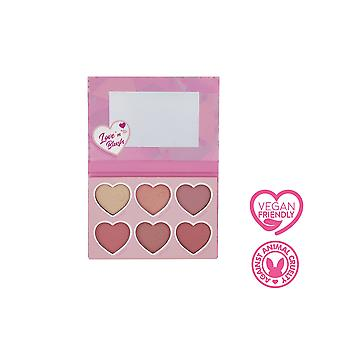 Sunkissed - Love 'n' Blush Palette