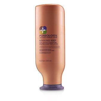 Pureology Reviving Red Reflective Condition (for Red/copper Colour-treated Hair) - 250ml/8.5oz