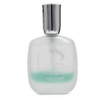 Alfaparf Semi Di Lino Sublime Cristalli Di Seta (all Hair Types) - 45ml/1.52oz