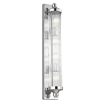 Elstead-4 lumière Light bar-finition chromée-FE/PAULSON/W4