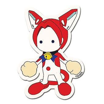 Sticker - Cat Planet Cuties - New Assist-A-Roid Anime Licensed ge89240