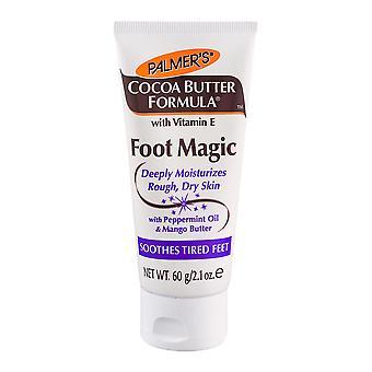 Magia de pé fórmula de manteiga de cacau Palmers 60g