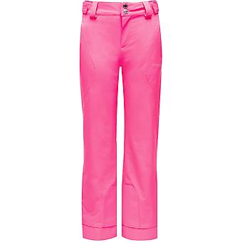 Spyder PROPULSION Girls Repreve PrimaLoft Ski Pants rose