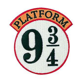 Harry Potter Platform 9 3/4 raudan Patch