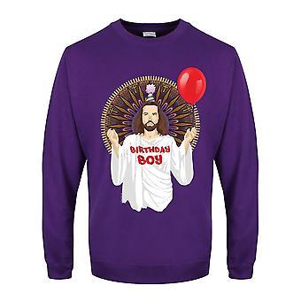 Grindstore Mens Geburtstag junge Weihnachten Pullover