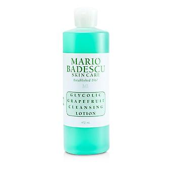 Mario Badescu Glycolic Grapefruit Cleansing Lotion - For Combination/ Oily Skin Types - 472ml/16oz