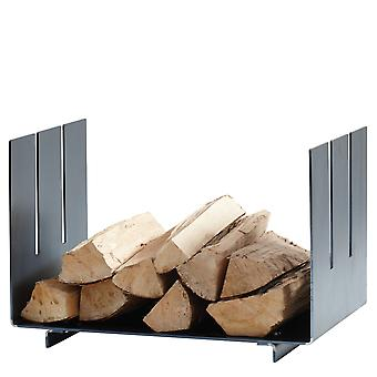 Arte PURO Kaminholzlege Wood-In olieret stål