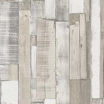 Panneau de panneau de bois Rasch