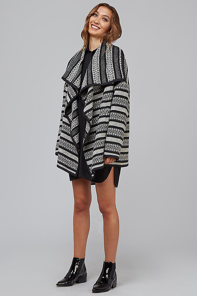 Louche Wyomey Blanket Jacket Monochrome