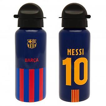 Barcelona Aluminium Drinks Bottle Messi