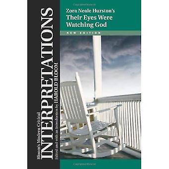 Their Eyes Were Watching God - Zora Neale Hurston (Bloom's Modern Critical Interpretations) (Bloom's Modern Critical Interpretations (Hardcover))