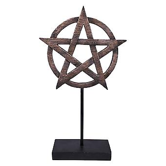 Pentagram on Stand 36cm
