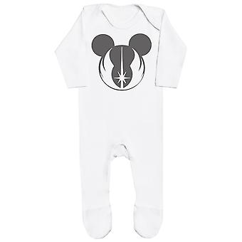 Minnie Death Star - Baby Romper