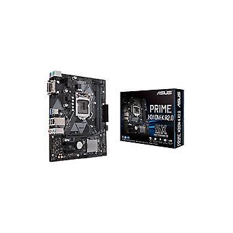 Moederbord ASUS H310M-K mATX DDR4 LGA1151