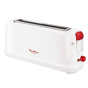 Toaster with Defrost Function Moulinex LS16011 1000W White