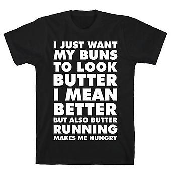 I just want my buns to look t-shirt
