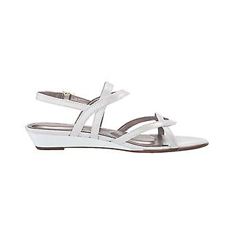 Rockport Womens Zandra Leather Open Toe Casual Ankle Strap Sandals