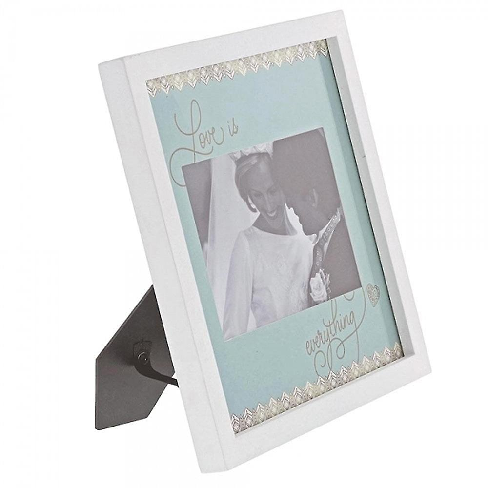 Love Always Collection Love 6 X 4 Photo Frame