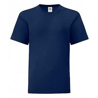 Fruit van het weefgetouw Childrens/Kids iconische T-shirt