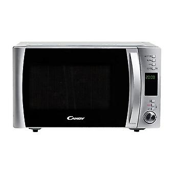 Microwave with Grill Candy CMXG25DCS 25 L 1000W Stainless steel