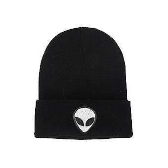 Attitude Clothing Alien Knitted Beanie Hat