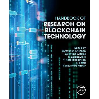 Handbok för forskning om blockchain-teknik av Saravanan Krishnan