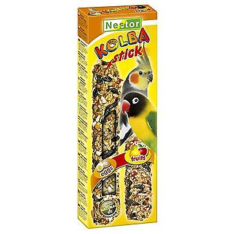 Tyrol Sticks  2In1  For Large Parakeets Biscuits And Honey (Birds , Bird Food)