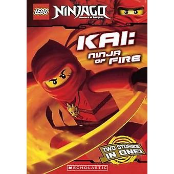 Kai - Ninja of Fire by Greg Farshtey - 9780606363686 Book