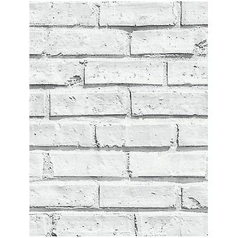 White Brick Wallpaper Arthouse 623004