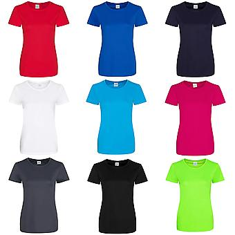 AWDis Just Cool Womens/Ladies Girlie Smooth T-Shirt
