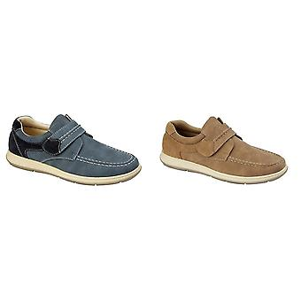 Scimitar Mens Touch Fastening Casual Shoe