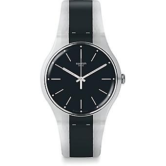 Man horloge-staal SUOW142