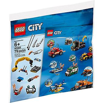 LEGO 40303 Improve my city vehicle set polybag