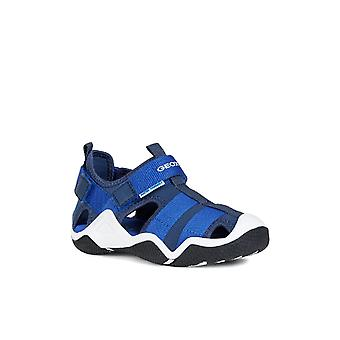 Geox Kids Jr Wader A Touch Fastening Sports Sandal