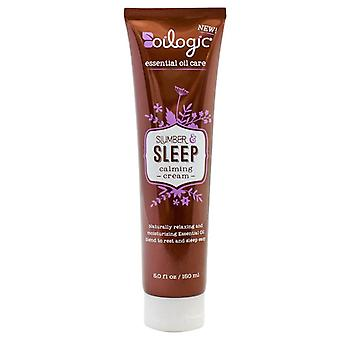 Oilogic slumber & sleep calming cream, 5 oz