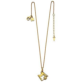 Orla Kiely Ladies Sterling Silver Necklace N4038