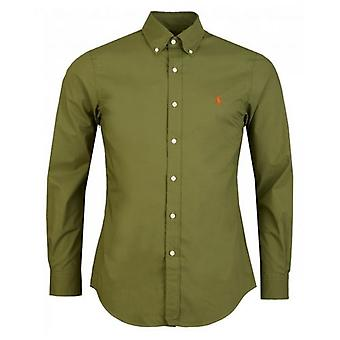 Polo Ralph Lauren Slim Fit Stretch Long Sleeved Shirt