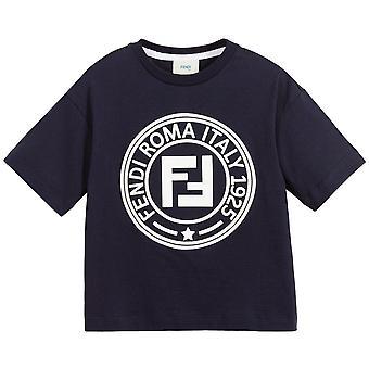 Fendi Logo T-shirt