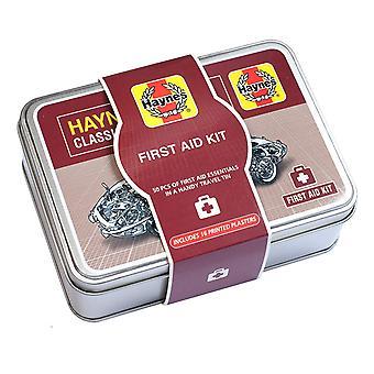 Classic Car 50 Piece First Aid Travel Tin