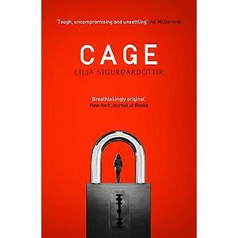Cage by Lilja Sigurdardottir - 9781912374496 Book