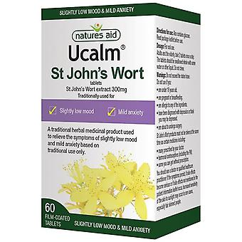 Nature's Aid Ucalm 300mg Tablets 60 (125820)