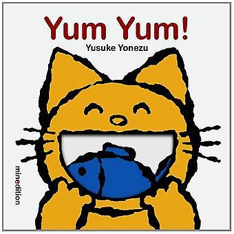 Yum! Yum! by Yusuke Yozenu - 9789881595355 Book