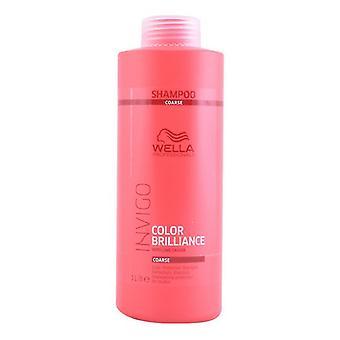 Shampoo Invigo Brilliance Wella (1000 ml)