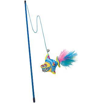 Creaciones Gloria Guppy Reef Rod (Katzen , Spielzeug , Spielstäbe)
