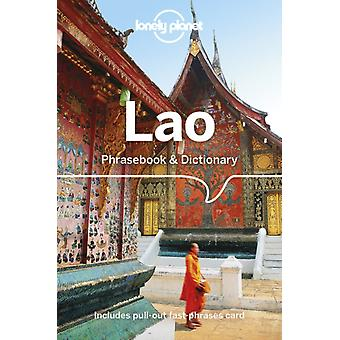 Lonely Planet Lao Phrasebook  Dictionary