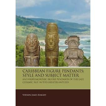 Caribbean Figure Pendants Style and Subject Matter by Vernon James Knight