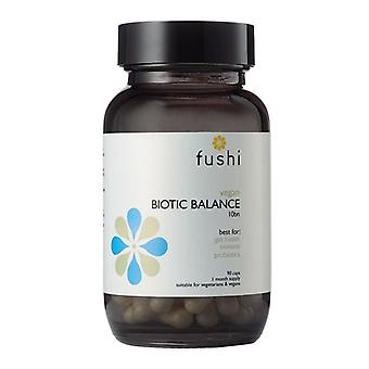 Fushi Wellbeing Vegan Biotic Balance 10bn Veg Caps 90 (F0021214)